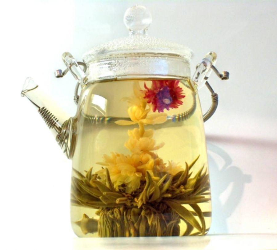 Tea Art - Kvetoucí čínský čaj - 'Stálý růst' 2 ks