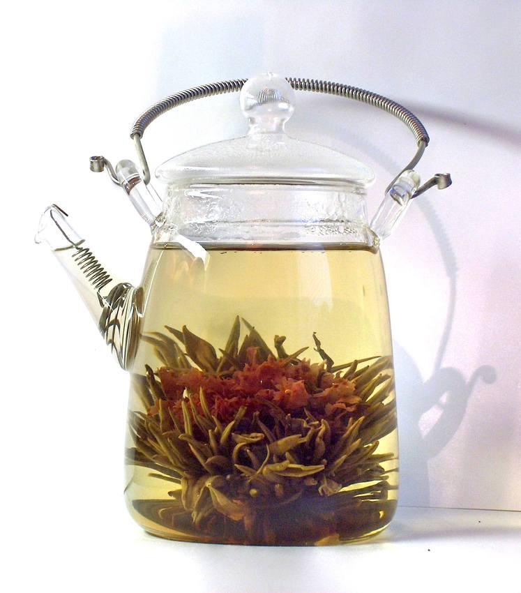 Tea Art - Kvetoucí čínský čaj - 'Noble Madam' 2 ks
