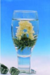 Tea Art - Kvetoucí bílý čínský čaj - 'Ranní květina'